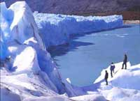 Get ready to walk on the Glacier!